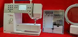 bernina 440 sewing and embroidery machine