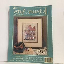 Leisure Arts  Cross Stitch The Magazine Jan/Feb 1987 27 Proj
