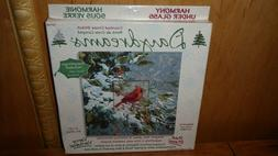 Dimensions Daydreams Cross Stitch Kit, Cardinal In Winter, #