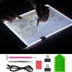 Diamond Painting Light Pad Board Box A4 Tablet LED Art Embro