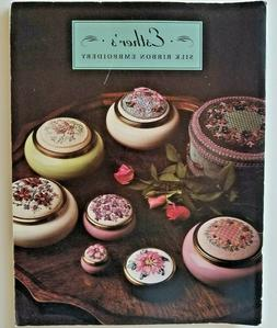 Esther's Silk Ribbon Embroidery Book 1993 Esther Randall