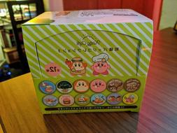 Kirby Cafe, Embroidery Badge Collection 3, complete set, US