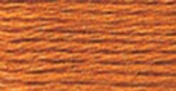 DMC Six Strand Embroidery Cotton 8.7 Yards-Light Mahogany