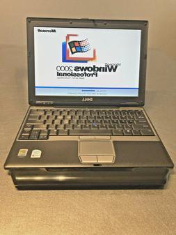 Dell Latitude Pentium Commercial Laptop Windows 2000 Win2k E