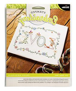 Love Embroidery Kit-8X10