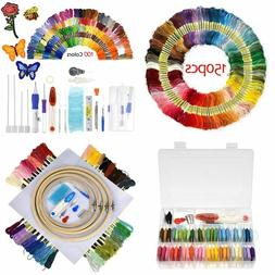 Magic Embroidery Pen Punch Needle Kit Crafts Embroidery Thre