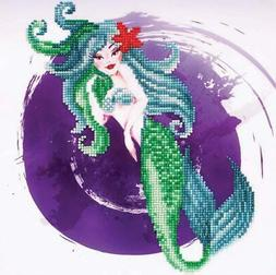Leisure Arts® Mermaid Diamond Painting