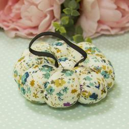 Modern Pretty Textile Needle Cushion - DIY Crafts, Useful Ne