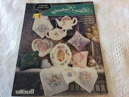 Bucilla Ribbon Embroidery Elegant Gift Ideas Pattern Booklet