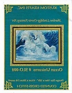 SALE!!  Ocean Unicorns, Kustom Krafts