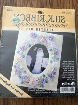 Bucilla Silk Ribbon Embroidery Starter Kit 41826 Two As One