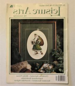 Leisure Arts The Magazine Cross Stitch 26 Projects December