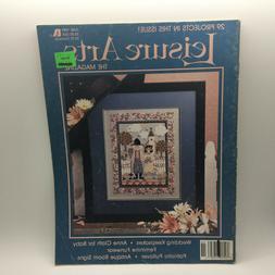 Leisure Arts The Magazine Cross Stitch Sewing J Free Ship Ju