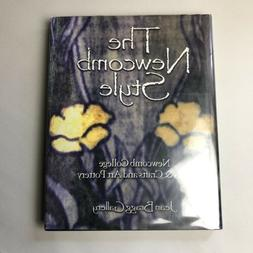 The Newcomb Style - Arts & Crafts pottery painting embroider